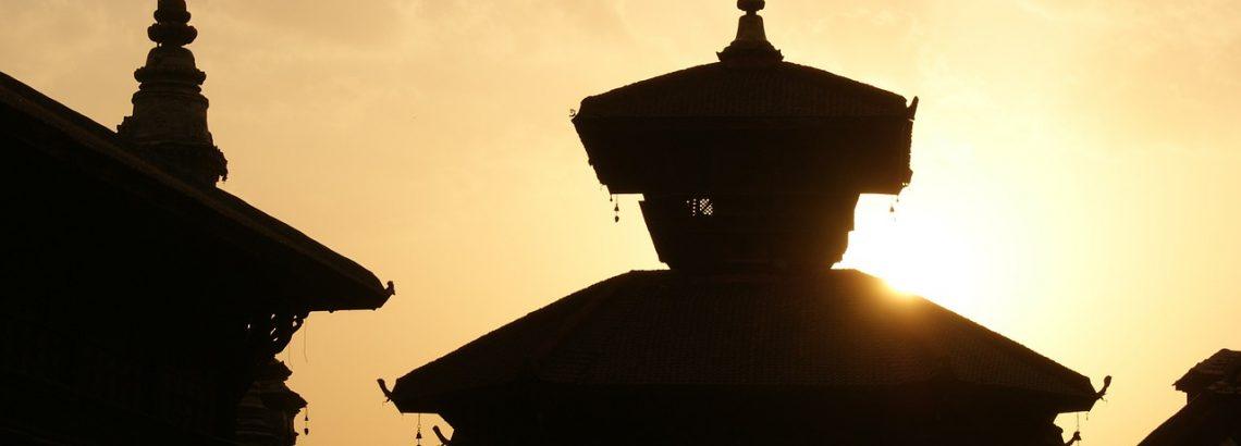 נפאל וקטמנדו הינדואיזם ובודהיזם